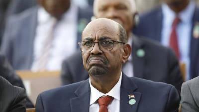 Sudan's military ousts President Omar al-Bashir