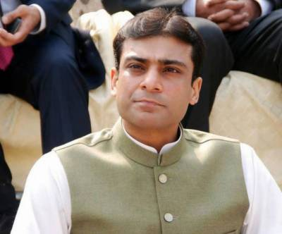 Hamza Shehbaz to appear before NAB today