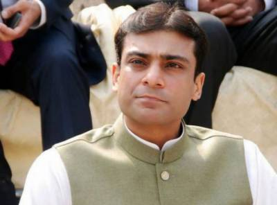 LHC extends Hamza Shehbaz's pre-arrest bail till April 25