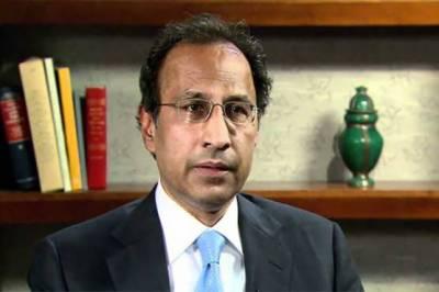 Dr Abdul Hafeez Sheikh takes charge as finance adviser