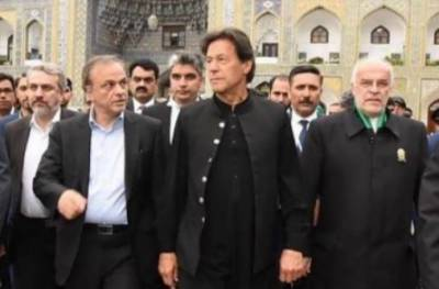 PM Imran to meet Iran's supreme leader Khamenei, business community