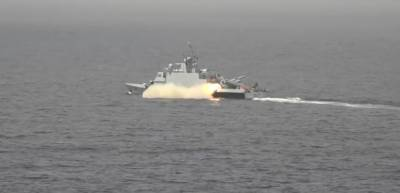 Pakistan Navy successfully test-fires indigenous cruise missile