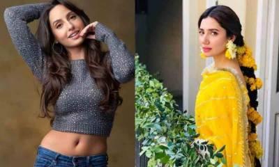 Nora Fatehi clarifies reports of signing up Mahira Khan's 'Superstar'