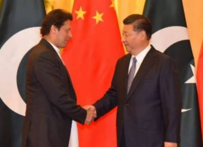 PM Imran Khan embarks on four-day official visit to China