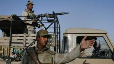 Three Levies personnel martyred in North Waziristan explosion
