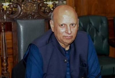 Punjab Governor Chaudhry Muhammad Sarwar signs Local Govt Bill 2019