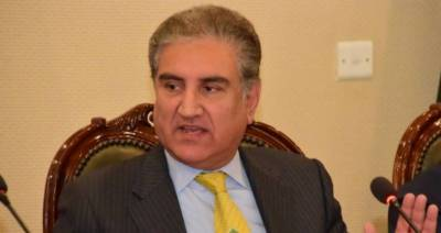 FM Qureshi denies reports that China setting up military bases in Pakistan