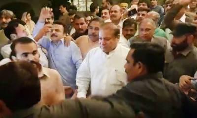 Nawaz back in Kot Lakhpat jail after bail expires