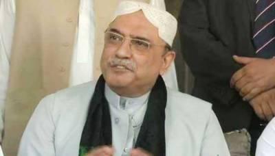 NAB summons Asif Ali Zardari on May 29