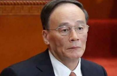 Chinese Vice President Wang Qishan to arrive in Islamabad today