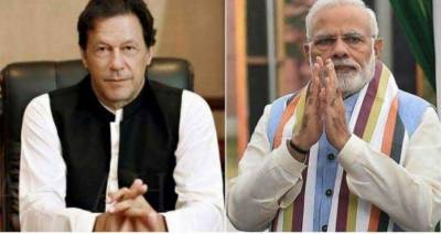 PM Imran telephones Modi to felicitate on electoral victory