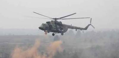 Six killed in Mexican military helicopter crash
