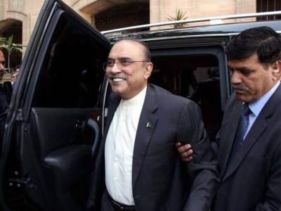 Asif Zardari moves SC against transfer of fake accounts case to Islamabad