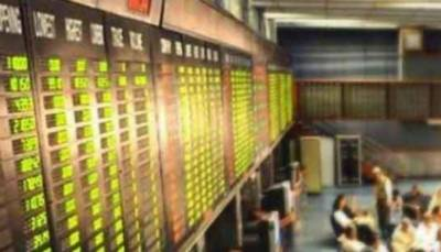 PSX shows bearish trend as KSE-100 index shed 748 points