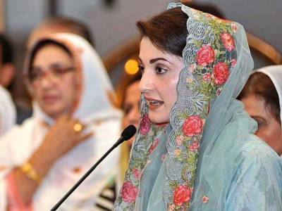 A person who paralysed Islamabad for 4 months couldn't tolerate small protest: Maryam Nawaz