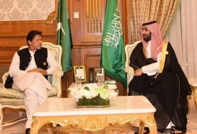 PM Imran, Saudi Crown Prince Mohammed bin Salman discuss bilateral ties