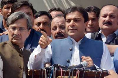 Hamza Shehbaz remanded in NAB custody till June 26
