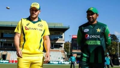 World Cup 2019: Australia set 308-run target for Pakistan