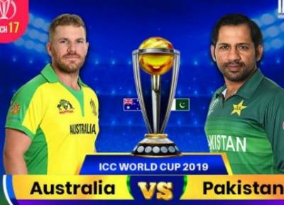 World Cup 2019: Pakistan to face Australia today