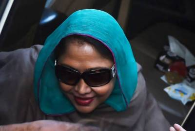 Fake accounts case: NAB arrests PPP leader Faryal Talpur