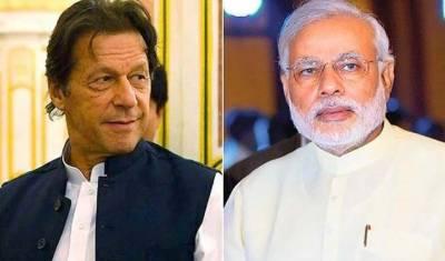 PM Imran, Modi exchange pleasantries during SCO summit in Kyrgyzstan
