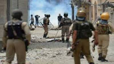 Indian troops martyr two more youth in IoK