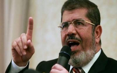 Egypt's former president Morsi buried in Cairo
