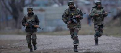 Indian troops martyr four Kashmiri youth in Shopian district