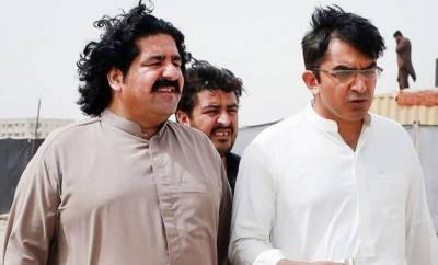 Ali Wazir, Mohsin Dawar sent on 14-day judicial remand