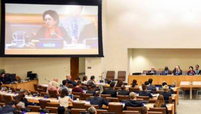 Pakistan proposes 6-point plan at UN to address faith-based hatred, Islamophobia