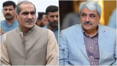 Khawaja Saad, Salman Rafique's judicial remand extended till July 11