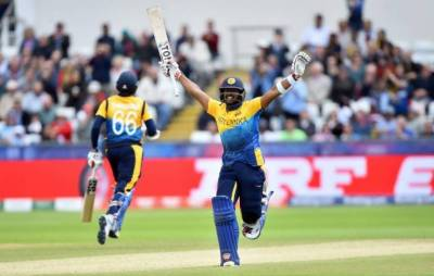 World Cup 2019: Sri Lanka set 339-run target for West Indies
