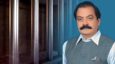 Court sends PML-N's Rana Sanaullah to jail on 14-day judicial remand