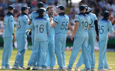World Cup 2019: England beat New Zealand by 119 runs