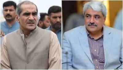 Khawaja Saad, Salman Rafique's judicial remand extended till July 16