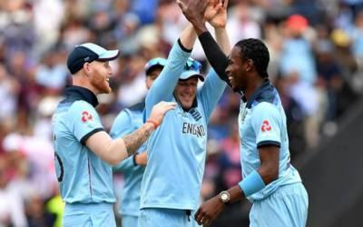 Cricket World Cup 2019: England beat Australia to reach final