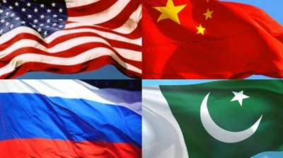 Pakistan, China, US, Russia agree to continue efforts for Afghan peace