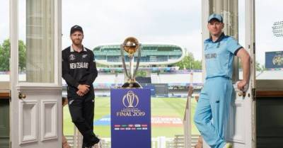ICC World Cup 2019 final: New Zealand set 242-run target for England