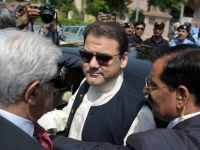 Judge Arshad Malik met Hussain Nawaz in Madina on 21 Ramzan: sources