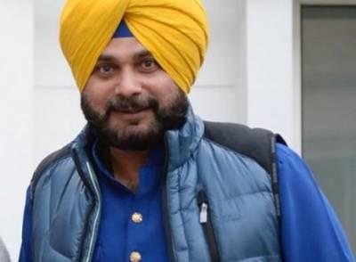 Navjot Singh quits India's Punjab cabinet