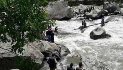 At least 22 dead, dozens missing due to flash flood in Neelum Valley
