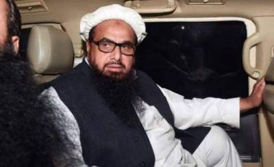 CTD arrests JuD chief Hafiz Saeed