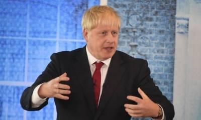PM Imran felicitates Boris Johnson on becoming British PM