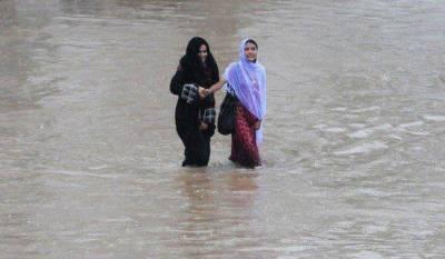 Seven dead, dozens injured as heavy rains lash Pakistan