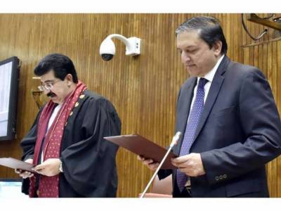 Senate votes on no-trust motion against chairman Sadiq Sanjrani
