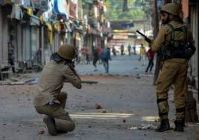 Indian forces martyr seven more Kashmiris in IoK