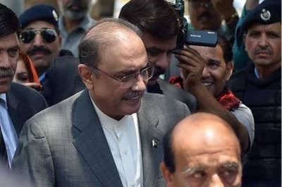 Fake accounts case: Court sends Asif Zardari to jail on judicial remand till August 19