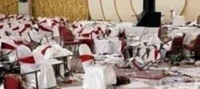 At least 63 dead, 182 injured in Kabul wedding blast