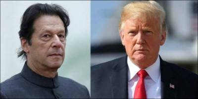 Trump urges to reduce India-Pakistan tension in telephonic contact with PM Imran, Modi