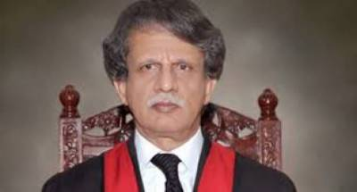 Top court judge Justice Sheikh Azmat Saeed retires